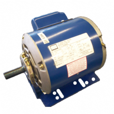 550 Watt 4pole 1 Phase Res Base DP 1425RPM (Chip Shop Fan Motor)